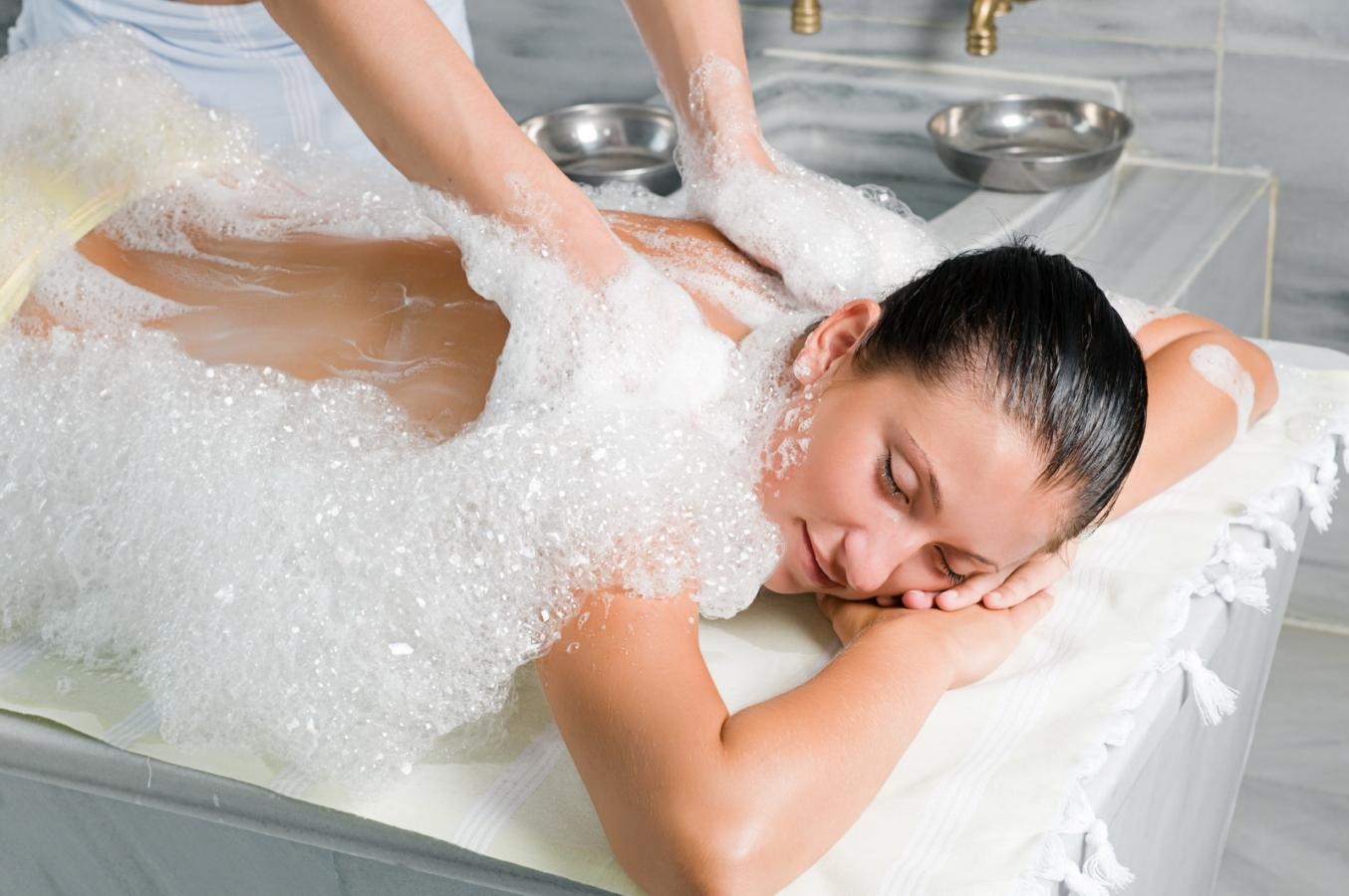 Belek Turkish Bath Full Body Relaxation Massage At The