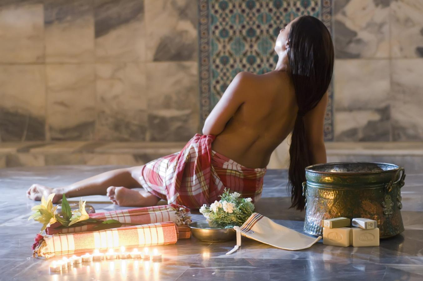 Belek Turkish Bath Full Body Relaxation Massage At The