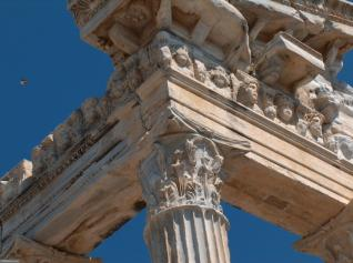 Perge Aspendos Side and Kursunlu Waterfalls Full Day tour