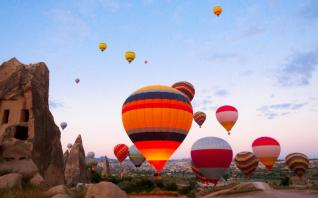 Discover Magical Landscape Cappadocia with 4 Different Daily tours