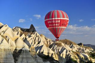 Cappadocia 1-Hour Hot Air Balloon Ride from Göreme