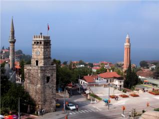 Full day Antalya city Sightseeing tour from Side