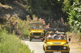 Wonderful Jeep Safari Day Tour from Bodrum