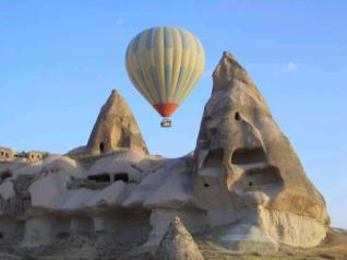 3 Day Excursion to the Unesco World Heritage Cappadocia from Kemer