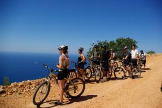 Daily MTB tour from Kas and Kalkan