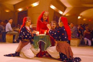 Turkish Night Show with Dinner and Belly dance Show in Cappadocia