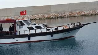 Boat Fishing Tour in Antalya with hotel pick up, breakfast and Lunch included