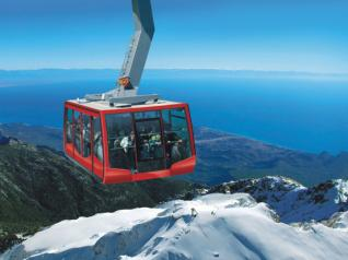 Belek Excursion: Olympos Cable Car Ride to Tahtali Mountains 2365 mt.