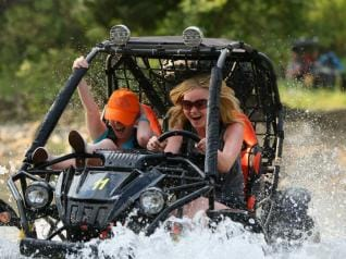 Buggy Safari Off road Fun and Adventure tour in Alanya