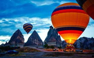 Alanya Excursion: 2 Day Trip to magical Cappadocia Valleys