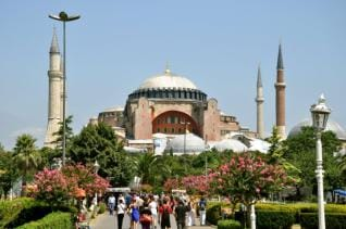 Full Day Guided Tour of Istanbul from Antalya including Domestic Flights