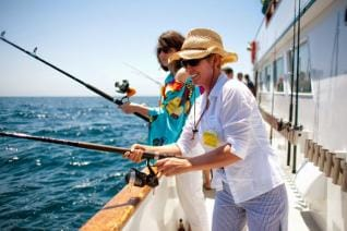 Daily Fishing tour by Boat from Kemer marina