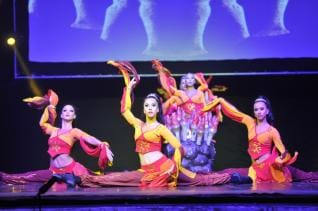 Marmaris Turkey: The Legendary Dance show Fire of Anatolia