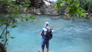 Fly fishing in Side: Fly Fishing Tour at the Taurus Mountains from Side
