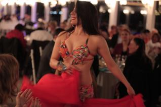 Best Things to Do Istanbul: Bosphorus Cruise & Belly Dance Show