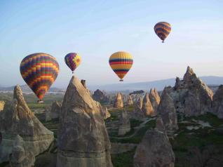 3 Day Trip to UNESCO World Heritage site CAPPADOCIA  from Belek