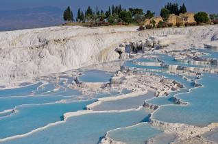 Alanya: Daily trip to UNESCO World Heritage Site: Pamukkale