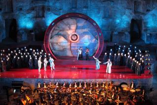 Alanya: International Aspendos Opera and Ballet Festival