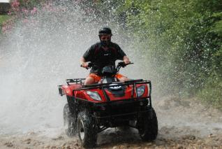 Quad Biking Off-Road Adventure Safari in Kemer