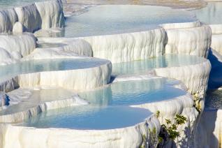 2 Day Trip to UNESCO World Heritage site Pamukkale from Kemer