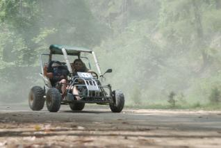 Buggy Safari tour at the Taurus Mountains near Antalya
