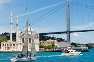 Istanbul Excursion: Istanbul City Tour & Bosphorus Strait Sightseeing Tour