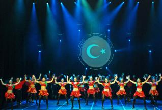 Belek Things to See: The Legendary Dance Show Fire of Anatolia