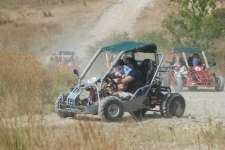 Buggy safari off road adventure tour in Belek